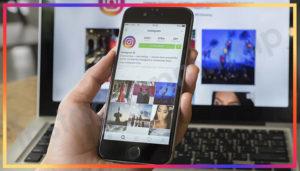 Prohlížení Instagramu bez registrace